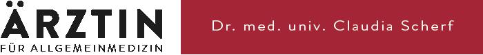 Dr. Claudia Scherf